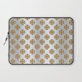 Traditional Japanese pattern MOKKO Laptop Sleeve