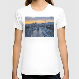 Sunset on 6th T-shirt