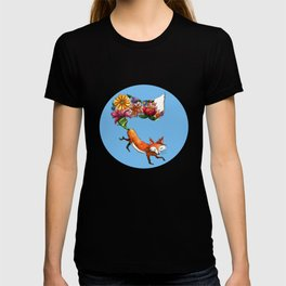 Hunt Flowers Not Foxes T-shirt