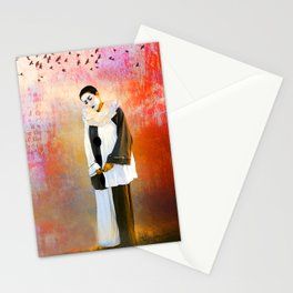 The Fool on the Hill Stationery Cards