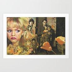 Memento Mori 7 Art Print