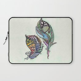 Two Feathers Laptop Sleeve