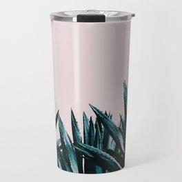 Pastel agave Travel Mug