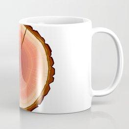 Humboldt Redwood Log Coffee Mug