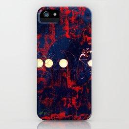 The Walk Through Illusion iPhone Case