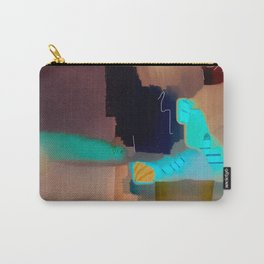 Ectoplasmic Escape Patterns Carry-All Pouch