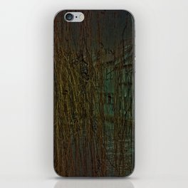 Concept landscape : Mystic mood in the city iPhone Skin