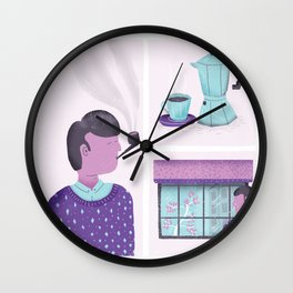 Routine Wall Clock