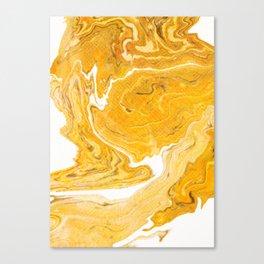 Snake Skin Marble Canvas Print