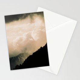 Alpes reality show Stationery Cards