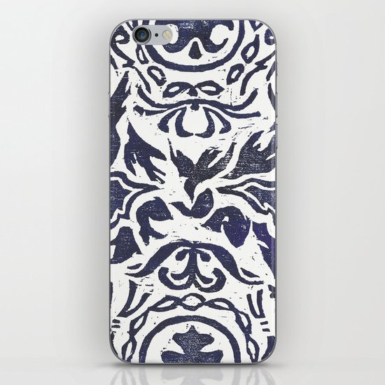 Where the Wind and Waters Meet iPhone & iPod Skin