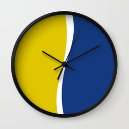 By the Lake Side 3 Wall Clock