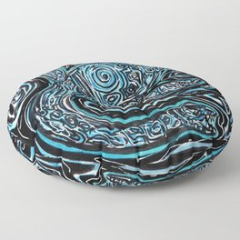 Underwater Secrets Floor Pillow