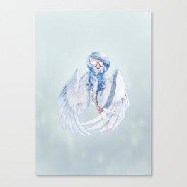 Siren Faerie Canvas Print