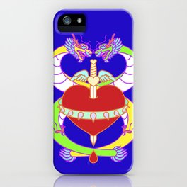 Love (Lucky Number 8) iPhone Case