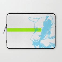 Brave, the dog Laptop Sleeve