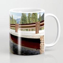 Bridge Over Mineral Creek Coffee Mug