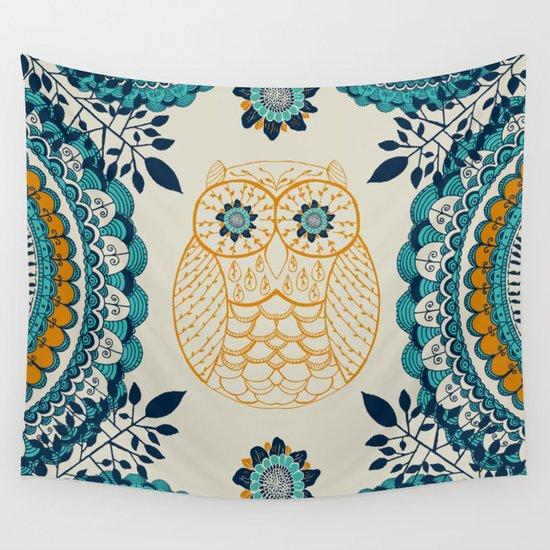 BOHO Owl by rskinner1122