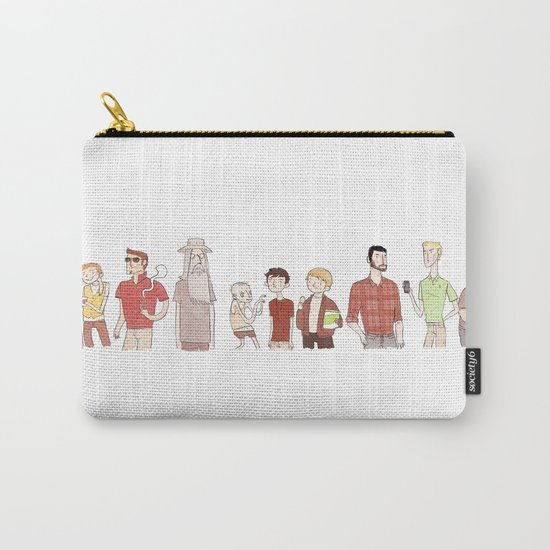 The Broship of the Ring Carry-All Pouch