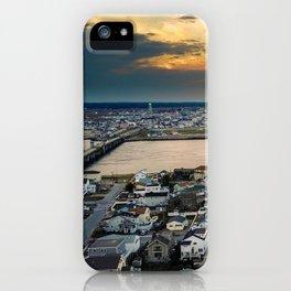 Sky's Fire iPhone Case