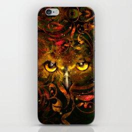 Owl See You iPhone Skin