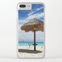 DREAM BIG! Clear iPhone Case