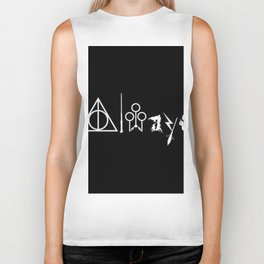 Always and For Ever Biker Tank