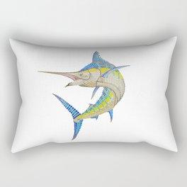 Fun Marlin Rectangular Pillow