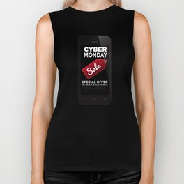 Cyber Monday Sale Biker Tank