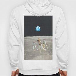 moon cricket Hoody