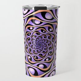Do Not Roll Your Eyes At Me Travel Mug