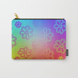 Ombre Hippie Carry-All Pouch