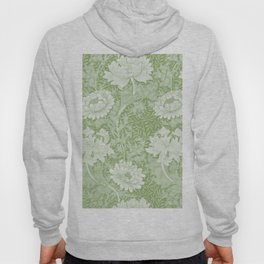 "William Morris ""Chrysanthemum"" 10. Hoody"