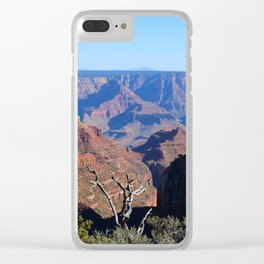 Touching The Soul Clear iPhone Case