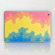 Pan Pride Flag Galaxy Laptop & iPad Skin