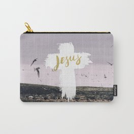 JESUS | EASTER | CROSS Carry-All Pouch