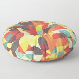 Oh Retro 6 Floor Pillow