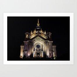 Cathedral of Saint Paul Art Print