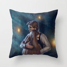 Hold Me Throw Pillow