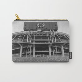 The Lion's Den Penn State Football Print Carry-All Pouch