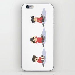 Geeno! Take #3 iPhone Skin