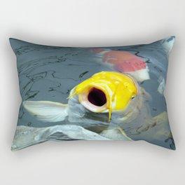 Gasp Rectangular Pillow