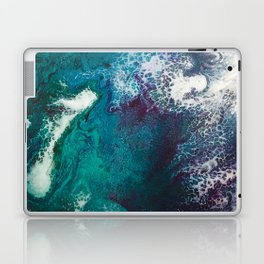 Misty Waters Laptop & iPad Skin