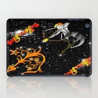 astrology iPad Cases featuring Sagittarius Astrology Sign by TrinityHawk Photography & Multimedia