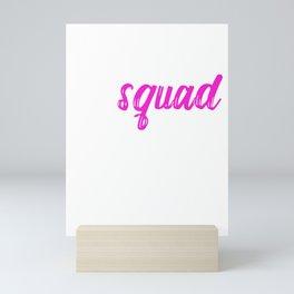 Entrepreneur CEO Squad Mini Art Print