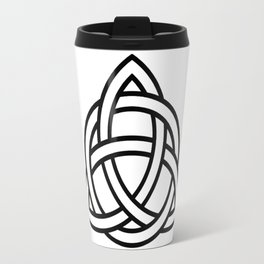 The Knot Travel Mug