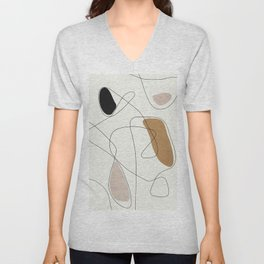 Thin Flow II Unisex V-Neck