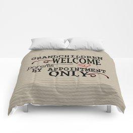 Grandchildren Welcome Comforters
