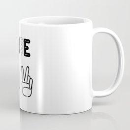 Vote & Read More! Coffee Mug