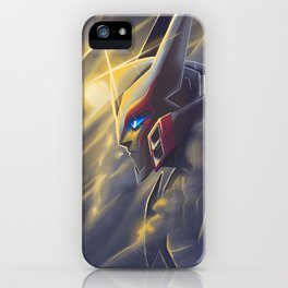 Drift in the Light iPhone Case